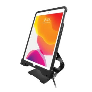 CTA Digital PAD-ASCS10 Anti-Theft Security Case with Stand for iPad