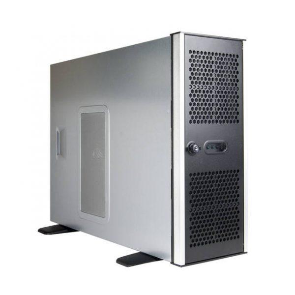 Chenbro RM41300-FS81 No Power Supply 4U Rackmount Server Chassis for Tesla GPU