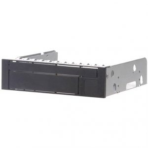 "Chenbro SK41202 1x ODD Bay to 1x Slim ODD Bay + 1x Internal 3.5"" HDD/FDD Bay Cage"