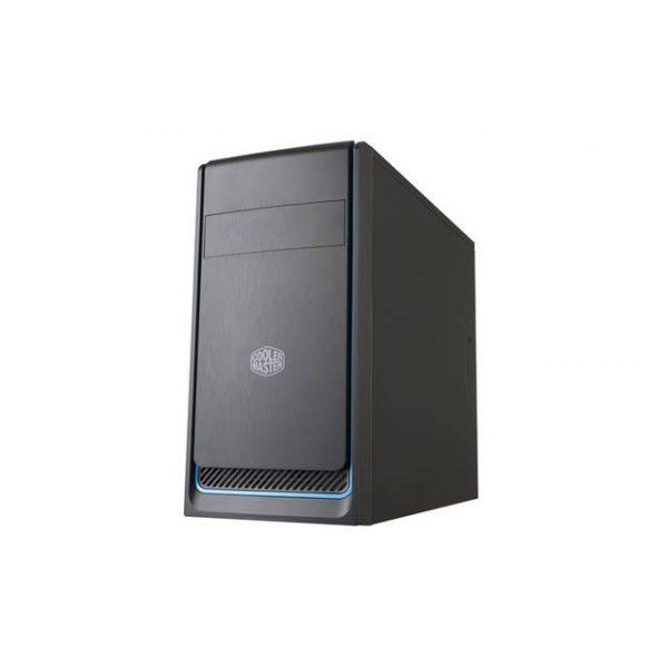 Cooler Master MasterBox E300L No Power Supply MicroATX Mini Tower Case