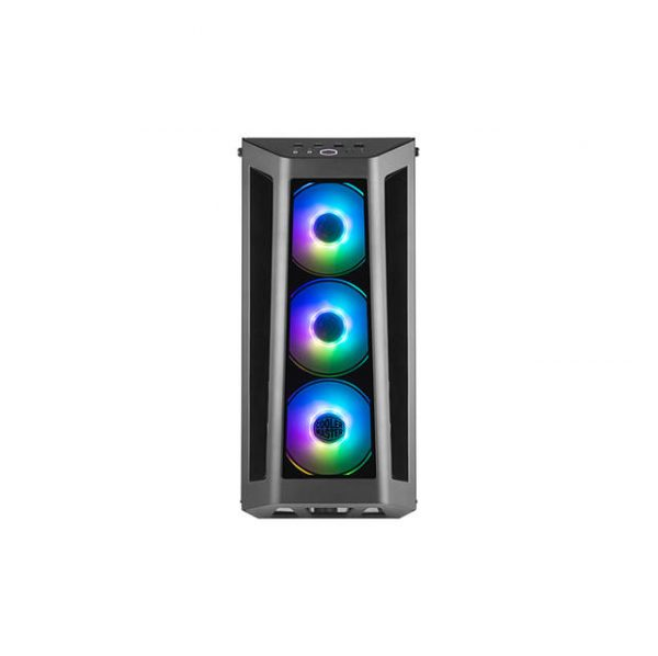 Cooler Master MasterBox MB530P No Power Supply ATX Mid Tower w/ Window (Black)