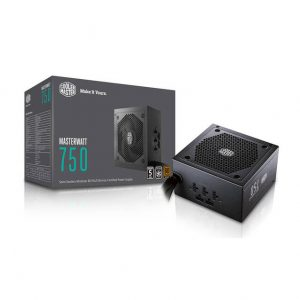 Cooler Master Masterwatt MPX-7501-AMAAB-US 750W 80 PLUS Bronze ATX 12V V2.4 Power Supply