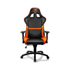 Cougar Armor Gaming Chair (Orange)