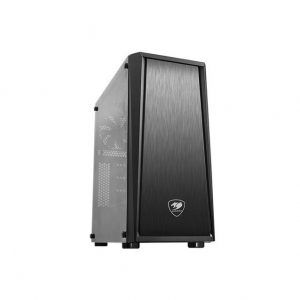 Cougar MX340 No Power Supply ATX Mid Tower