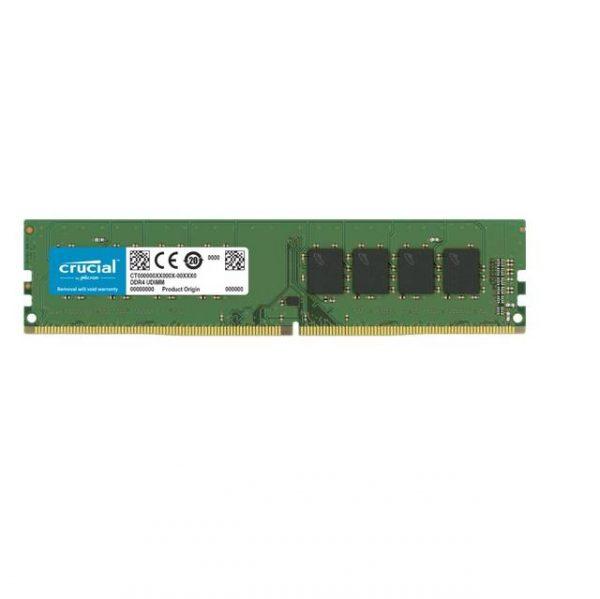 Crucial DDR4-3200 16GB CL22 UDIMM Memory