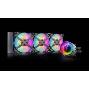 DeepCool CASTLE 360EX RGB AIO Liquid CPU Cooler