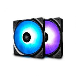 Deepcool RF 140 (2 IN 1) RGB LED 2x 140mm Case Fan
