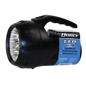 Dorcy 41-1047 50-Lumen LED Lantern with Handle