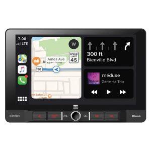Dual DCPA901 9-Inch Single-DIN In-Dash Digital Media Receiver with Bluetooth