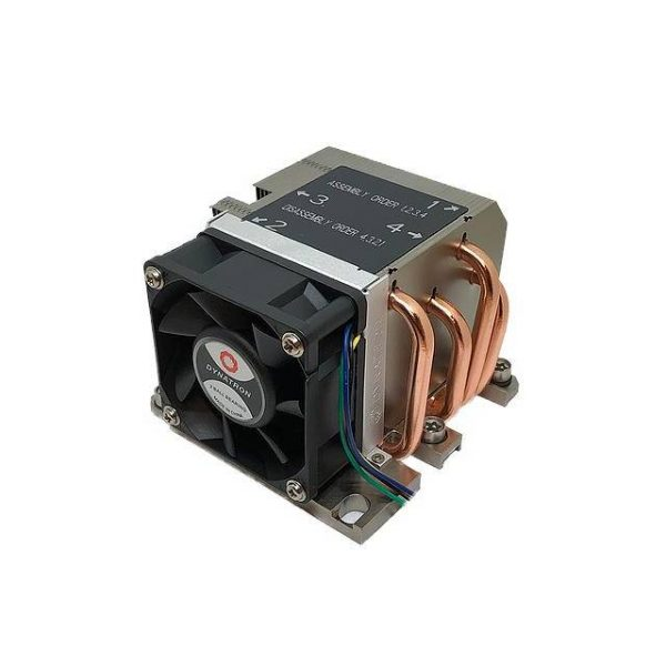 Dynatron B13 2U Server CPU Fan For Intel FCLGA3647