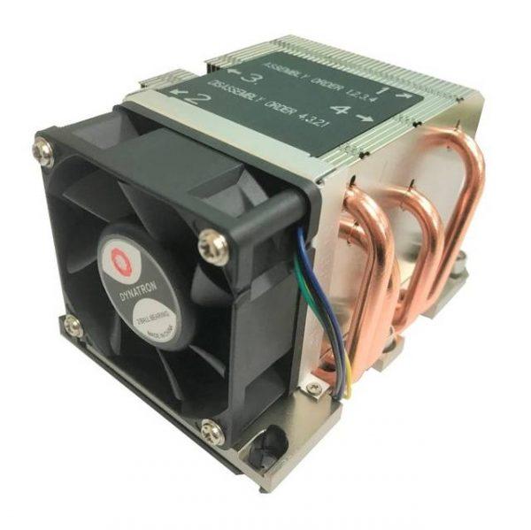 Dynatron B5 2U Server CPU Fan For Intel FCLGA3647