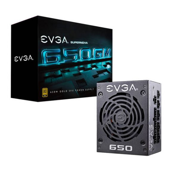 EVGA SuperNOVA 650 GM 123-GM-0650-Y1 650W 80 PLUS Gold ATX12V & EPS12V Power Supply