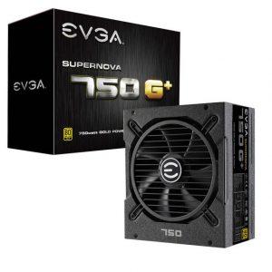 EVGA SuperNOVA 750 G1+ 120-GP-0750-X1 750W 80 PLUS Gold ATX12V & EPS12V Power Supply