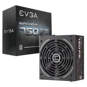 EVGA SuperNOVA 750 P2 220-P2-0750-X1 750W 80 PLUS Platinum ATX12V & EPS12V Power Supply