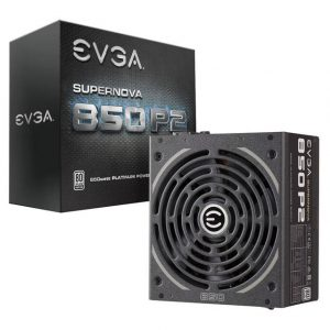 EVGA SuperNOVA 850 P2 220-P2-0850-X1 850W 80 PLUS Platinum ATX12V & EPS12V Power Supply