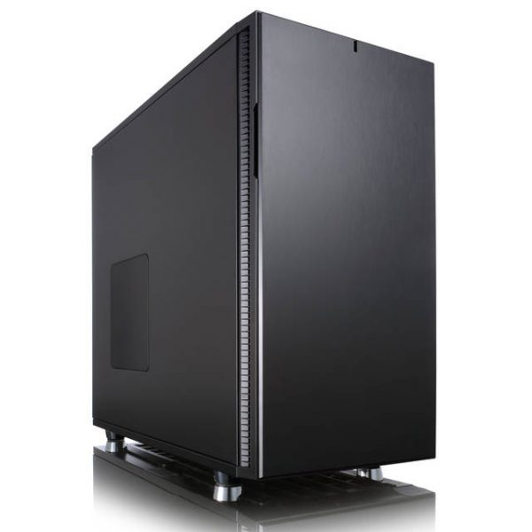 Fractal Design Define R5 No Power Supply ATX Mid Tower (Black)