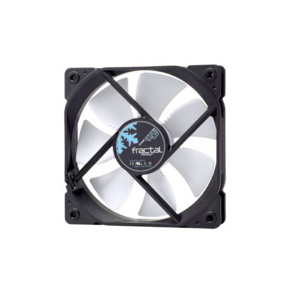 Fractal Design Dynamic X2 GP-12 PWM FD-FAN-DYN-X2-GP12-PWM-WT 120mm Case Fan