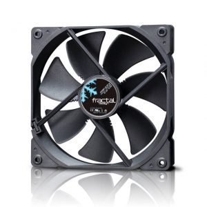 Fractal Design Dynamic X2 GP-14 FD-FAN-DYN-X2-GP14-BK 140mm Case Fan