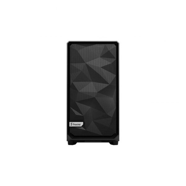 Fractal Design FD-C-MES2A-02 Meshify 2 Black ATX Flexible Dark Tinted Tempered Glass Window Mid Tower Computer Case (Black)