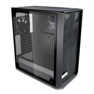 Fractal Design Meshify C - TG No Power Supply ATX Mid Tower