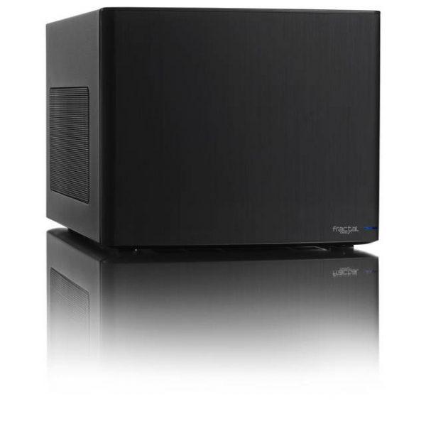 Fractal Design Node 304 No Power Supply Mini-ITX Case (Black)