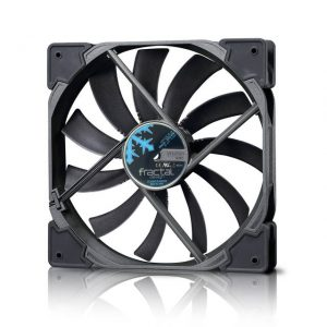 Fractal Design Venturi HF-14 FD-FAN-VENT-HF14-BK 140mm Case Fan