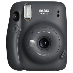 Fujifilm 16654786 instax mini 11 (Charcoal Gray)