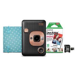 Fujifilm 600021180 instax mini LiPlay (Black)