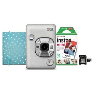 Fujifilm 600021182 instax Mini LiPlay (White)