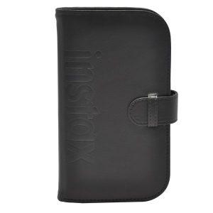 Fujifilm 600021508 instax mini Wallet Album (Charcoal Gray)