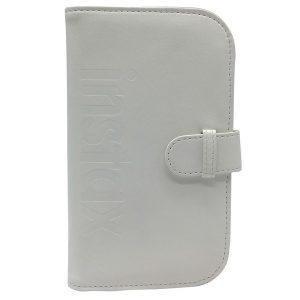 Fujifilm 600021509 instax mini Wallet Album (Ice White)