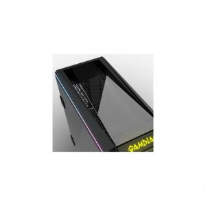 Gamdias GD-TALOS P1A No Power Supply ATX Mid Tower (Black)