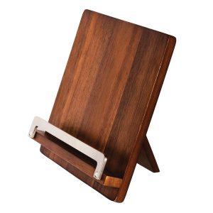 Honey-Can-Do KCH-08569 Acacia Cookbook Stand