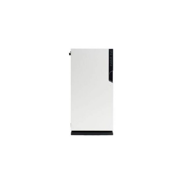 In-Win 101 WHITE No Power Supply ATX Mid Tower (White)
