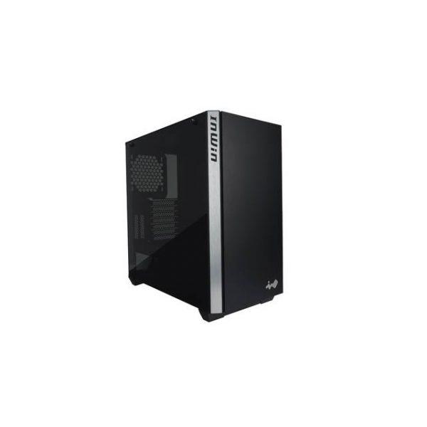 In-Win IW-CS-216BLK ATX Mid Tower Case (Black)