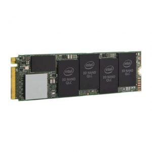 Intel 660p Series SSDPEKNW020T801 2.048TB M.2 22 x 80mm PCI-Express 3.0 x4 Solid State Drive (3D2 QLC)