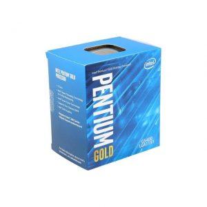 Intel Pentium Gold G5400 Coffee Lake Processor 3.70GHz 8.0GT/s 4MB LGA 1151 CPU