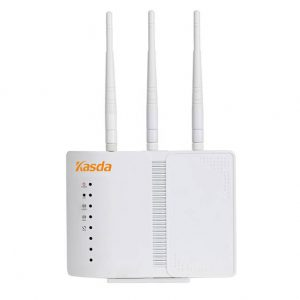 Kasda KP322 750Mbps Dual-band OpenWRT Wireless Access Point w/ 3x External 5dBi Antennas