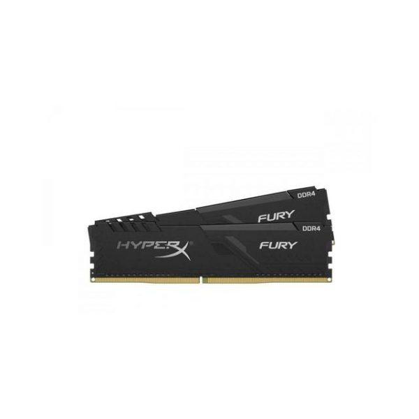 Kingston HyperX FURY Black HX434C16FB3K2/16 DDR4-3466 DIMM 16GB(2x8GB)/1Gx64 CL16 Memory Kit