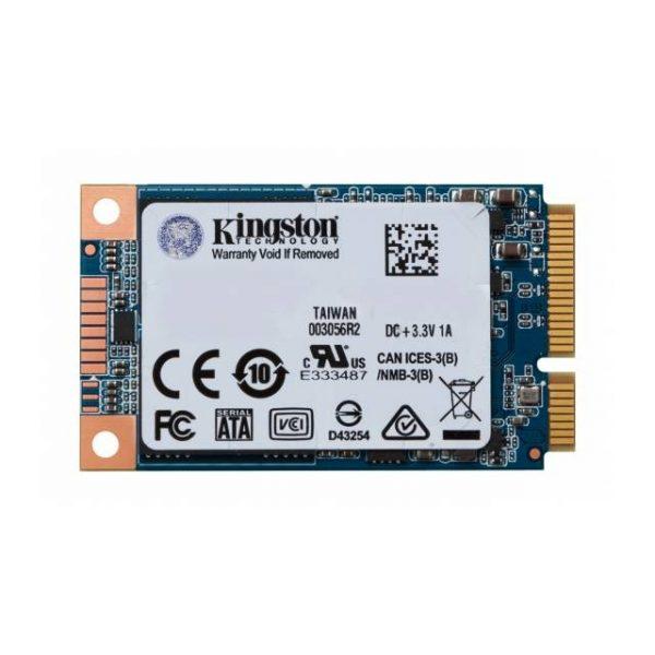Kingston SSDNow UV500 480GB mSATA3 Solid State Drive (TLC)