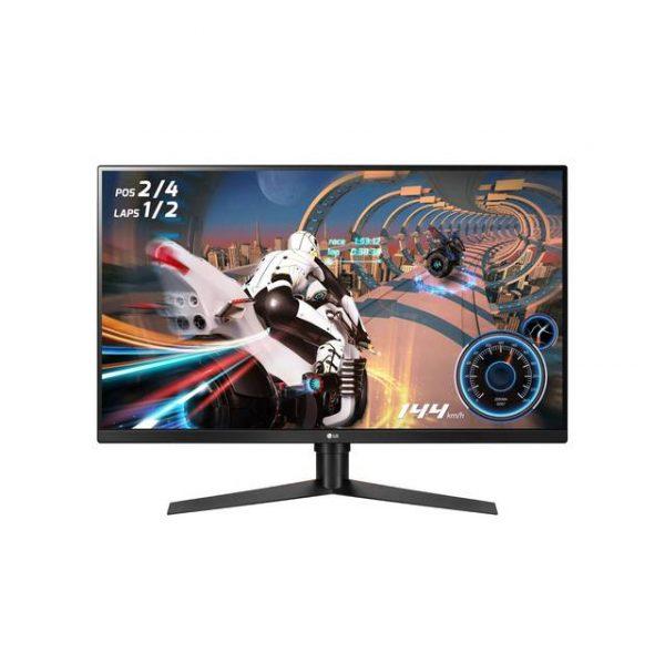 LG 32GK65B-B 32 inch UltraGear QHD 2560 x 1440 Gaming Monitor with FreeSync
