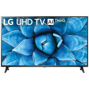 LG 43UN7300PUF 43-Inch Class 4K UHD Smart TV with AI ThinQ