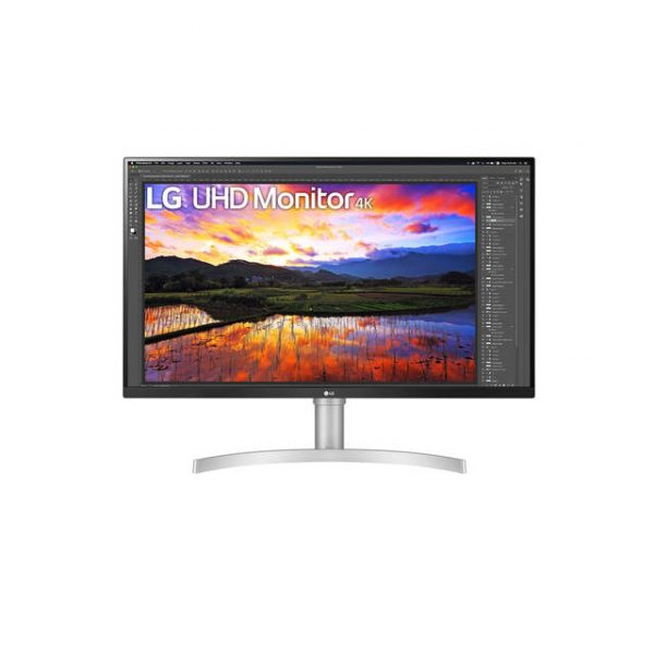LG Electronics 32BN67U-B 31.5 inch 1000:1 5ms IPS UHD 4K HDMI/Displayport Monitor w/ Speakers (Black)