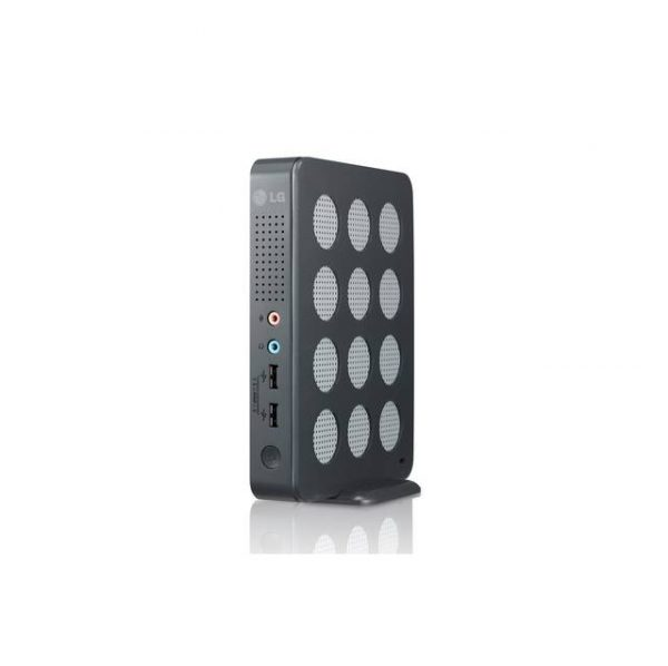 LG Electronics CBV42-BP Zero Client TERA 2321 PColP Box Type (Black - Non Glossy)