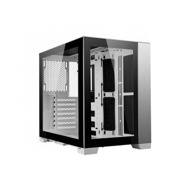 Lian Li O11-Dynamic-mini White Mini Tower Gaming Case