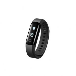 Lifesense WB-LSBAND2 Band 2 Heart Rate Fitness Tracker (Black)