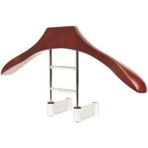 MAXSA Innovations 20022 Car Butler Wood Hanger