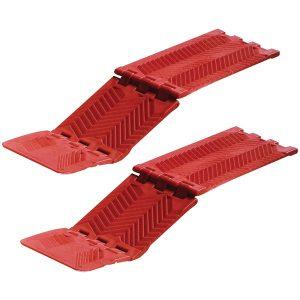 MAXSA Innovations 20025 Foldable Traction Mats