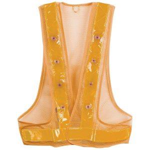 MAXSA Innovations 20026 Reflective Safety Vest with 16 LEDs (Large)