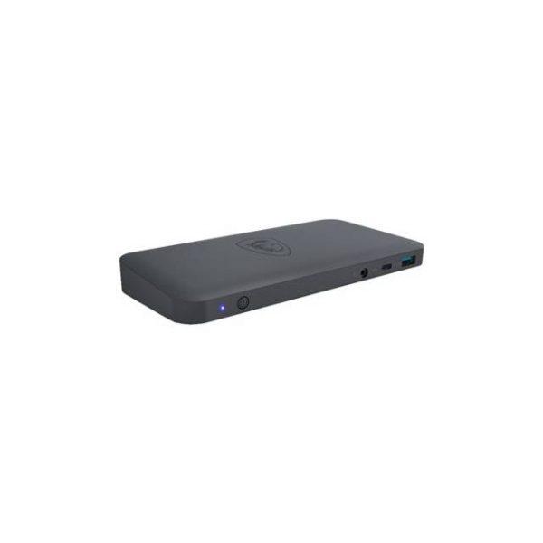 MSI 957-1P131E-001 USB C docking station with 135W adaptor + power cord (Black)